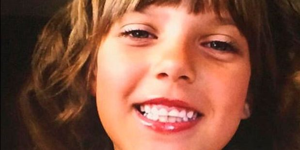 Ten-year-old Victoria Martens, who was found dead in her family's apartment. Photo / Supplied
