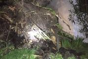 Severe winds caused chaos across Auckland last night. Photo / Mowgli Buckingham