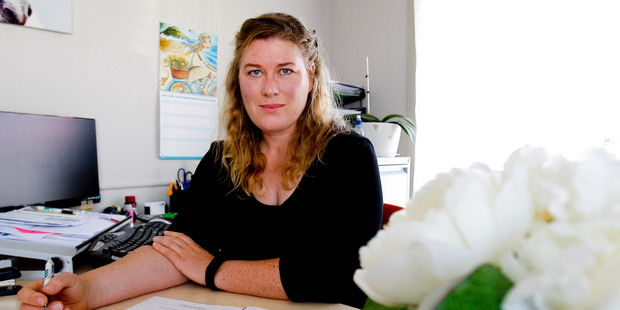 Loading Bay of Plenty Sexual Assault Services chief executive Kylie McKee. Photo/Ruth Keber