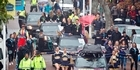 Tauranga goes wild for Olympic parade