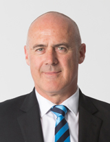 Chris Kennedy, CEO Harcourts