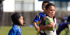 View: Children run out for junior league