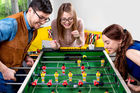 A game room in the office is low on the list of priorities for working millennials. Photo / 123RF