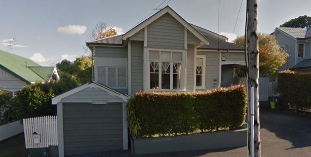 The villa at 39 Armadale Rd in Remuera has been sold five times by the same real estate agent. Photo / Google