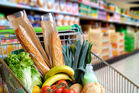 Kiwi shoppers are enjoying lower grocery prices as the country experiences a sustained fall in the price of food. Photo / 123RF.com