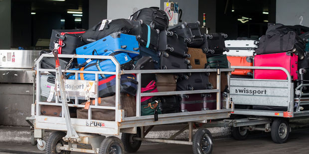 Delta carried nearly 120 million checked suitcases last year. Photo / 123RF