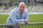 ENJOYING CHALLENGE: Pete de Wet, the new CD Cricket chief executive, has hit the ground running. PHOTO/Duncan Brown