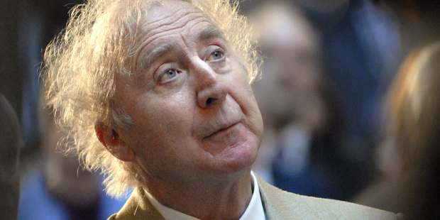 Gene Wilder in 2008. He has died at the age of 83. Photo/AP