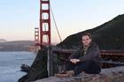A Facebook image of Germanwings co-pilot Andreas Lubitz in San Francisco. Photo / AP