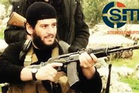This undated militant image provided by Site Intel Group shows Abu Muhammed al-Adnani, the Isis militant group's spokesman whom Isis says was