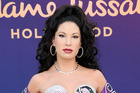 A waxwork figure of Selena Quintanilla is unveiled at Madame Tussauds Hollywood. Photo/AP