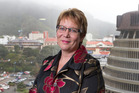 Tracey Martin, NZ First MP, at Parliament, Wellington. Photo / Mark Mitchell