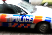 A motorcyclist has died after colliding with a truck on the North-Western motorway in Auckland. File photo