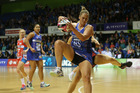Cathrine Tuivaiti will link up with the Central Pulse next season after nine years with the Northern Mystics. Photo/ Doug Sherring.