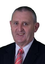 Keith Niederer, General manager LJ Hooker & Harveys Group