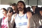 If the Backstreet Boys are looking for a sixth member, Kiwi basketball sensation Steven Adams would be a popular addition. Photo / Twitter.