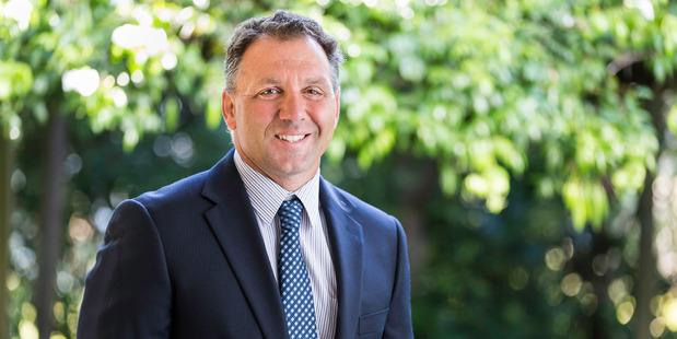 T&G Global chief executive Alastair Hulbert.