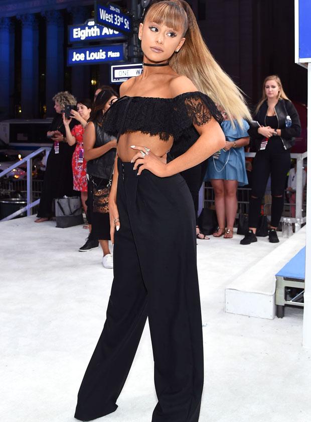 Ariana Grande. Photo / Getty