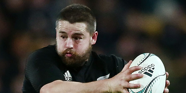 Loading Dane Coles of New Zealand. Photo / Getty Images.
