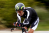 Fraser Sharp is heading to the Paralympics in Rio after the last0minute announcement he was selected. Photo/Dianne Manson/CyclingNZ/UCI