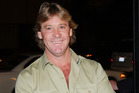 Steve Irwin during a film premiere in Beverly Hills, California. Photo / Getty