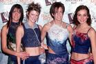 B*Witched at The WB Radio Music Awards in Las Vegas, 1999. Photo / Getty