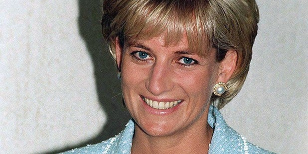 Diana, Princess of Wales in London in 1997. Photo / Getty Images