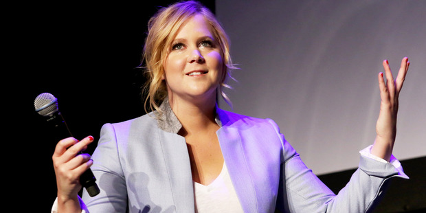 Actress and comedian Amy Schumer. Photo / Getty