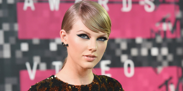 Taylor Swift attended the 2015 MTV Video Music Awards last year. Photo / Getty