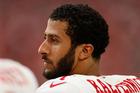 San Francisco 49ers quarterback Colin Kaepernick. Photo / Getty Images