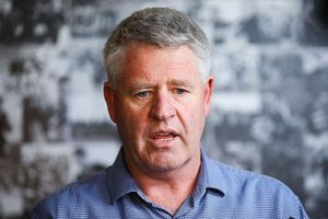 New Zealand Rugby CEO Steve Tew. Photo / Getty