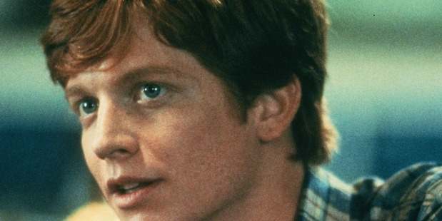 Eric Stoltz looks on in a scene for the Universal Studios movie The Wild Life, circa 1984. Photo / Getty