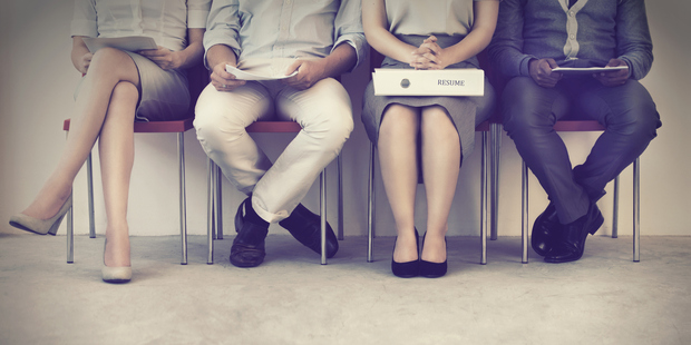 Even a marginal increase in weight appears to have a negative impact on the hireability ratings of female job applicants. Photo / Getty Images