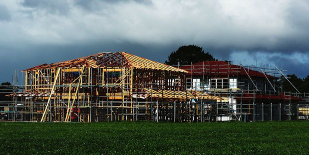 The price of an average Auckland house is nine times that of average earnings. Photo / Getty Images