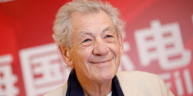 Sir Ian McKellen came out in 1988 and has been a prominent and outspoken champion of the LGBT community. Photo / Getty Images