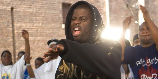 American hip hop artist Rhymefest (born Che Smith). Photo / Getty Images