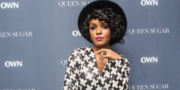 """Janelle Monae says gun violence is """"keeping our city in a dark place"""". Photo / Getty Images"""