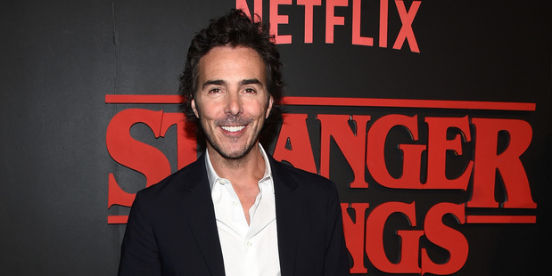 Executive producer Shawn Levy arrives at the premiere of Netflix's Stranger Things on July 11, 2016. Photo / Getty