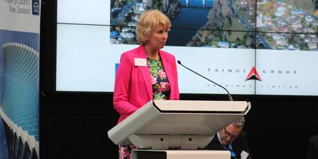 Mayoral candidate Paula Southgate