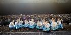 Watch: Watch: Kiwi ' Carats ' welcome K-Pop stars to NZ