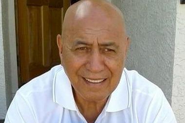 Asbestos cancer patient Leonard Pene. Photo / Supplied