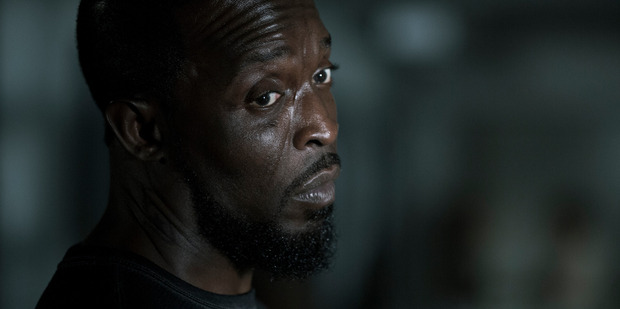 Loading Michael Kenneth Williams as Freddy in HBO's gritty hit murder show, The Night Of...