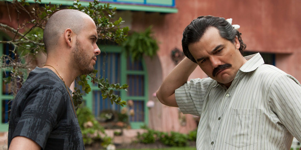 A scene from Narcos season two on Netflix, for TImeOUt