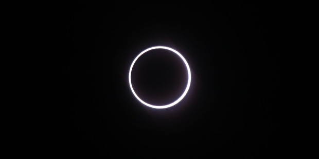 Ring Eclipse in Roodepoort