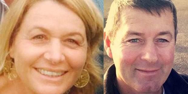Jacoba Tromp and Mark Tromp went missing on a family holiday in New South Wales. Photo / Supplied