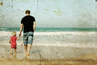 Committed, conscientious fathers of young children appear to be the norm nowadays. Photo / 123RF