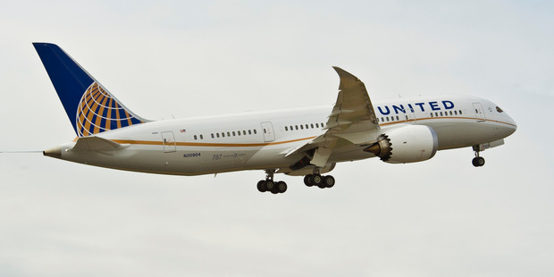 Concerns were reportedly raised over the pilots before the United Airlines flight from Glasgow to Newark. Photo / Supplied