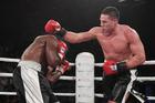 Joseph Parker is set to fight at a venue famous for Kiwi sports fans. Photo / photosport.nz