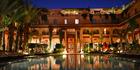 Les Jardins de la Koutoubia offers a luxurious escape from the bustling streets of Marrakesh.