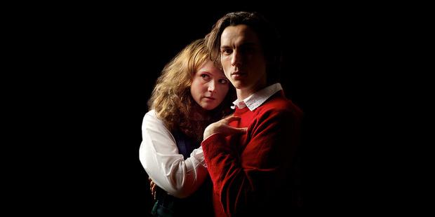 Amelia Reynolds and Milo Cawthorne star in Thomus.